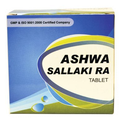 Ayurvedic Herbal Medicine For Join Pain - Ashwasallaki Ra Tablet