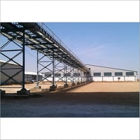 Overhead Conveyors From Sugarhouse To Sugar Godowns