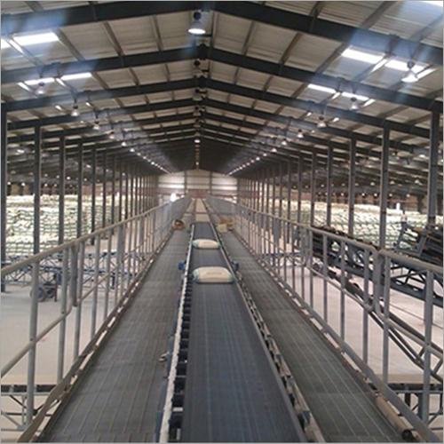 Overhead Belt Conveyors System