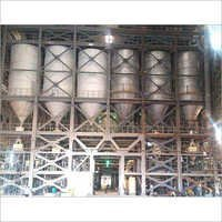 Sugar Silo Installed At Sudan Client Whitenile Sugars-South Sudan