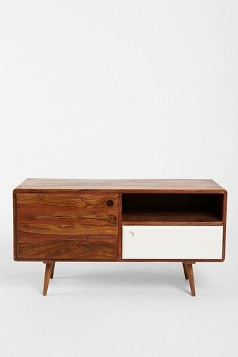 wooden sideboard with drawer