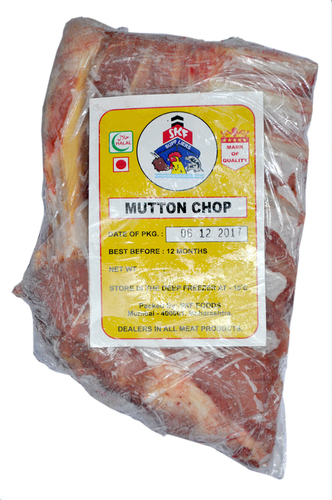 Frozen Mutton Chops