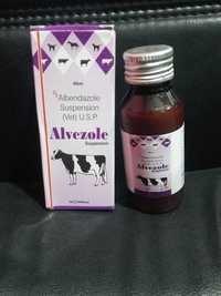Albendazole 25mg/ml Suspension