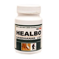Ayurvedic & Herbal Lep For Bone Healing - Healbo Sandhanak Lep