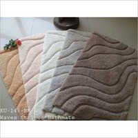 Wave Stripe Bath Door Mat