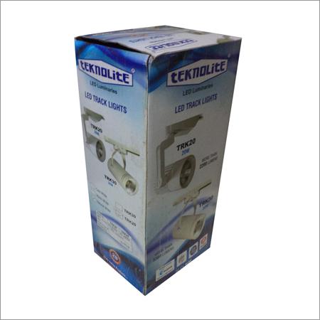 LED Track Light Packaging Box