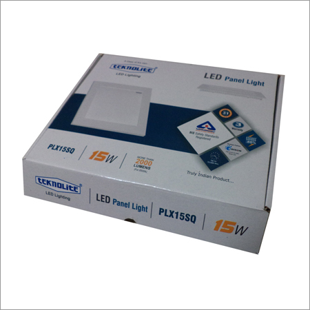 LED Panel Light Packaging Box