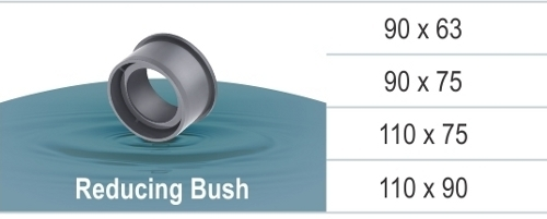 Pressure Reducing Bush