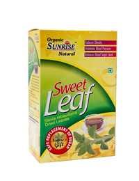 Organic Stevia Sweet Leaf