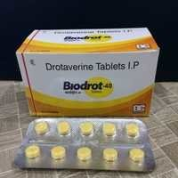 Drotaverine HCL.40mg.Tablets