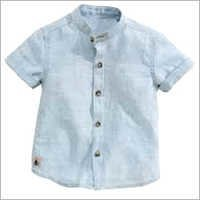 Chines Collar Kid Shirt