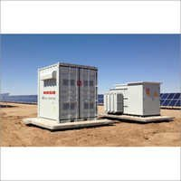 Project Reference String Inverters