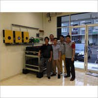 Project Reference - Off Grid Solar Inverter