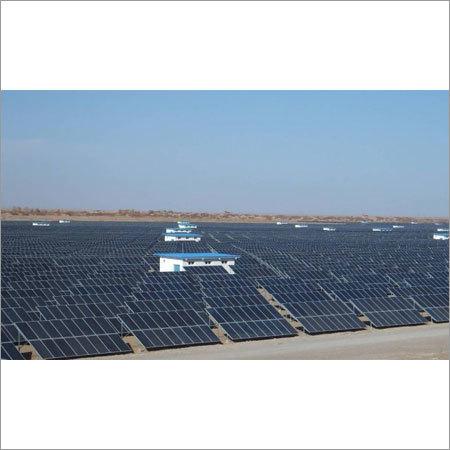 Solar Panel Plants