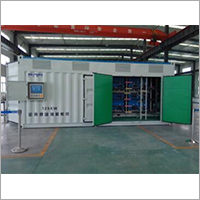 125kw Flow Battery System for Solar Energy Storage