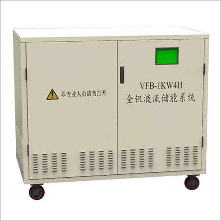 1kw Vfb Battery For Renewable Energy System