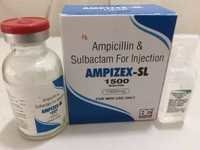 Ampicillin 1000 mg+Sulbactam 500 mg  INJECTION