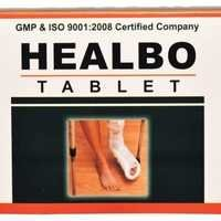 Ayurvedic Herbal Medicine For Healing Of The Bone - Healbo Tablet