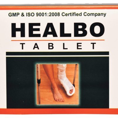 Ayurvedic Tablet For Healing Bone - Healbo Tablet