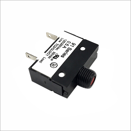 91-APR-0.5A-00 91 Series Thermal Circuit Breaker