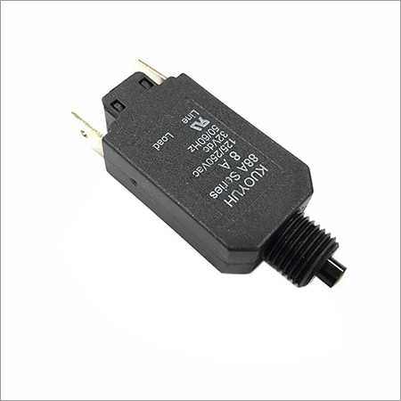 88A-08-B00N 88A Series Thermal Circuit Breaker