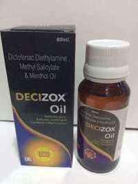 Diclofenac Oil