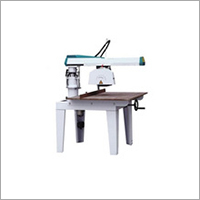 Radial Arm Crosscut Saw