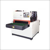 Double Brush Head Sanding Machine