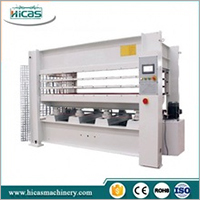 MDF Board Hot Press Machine