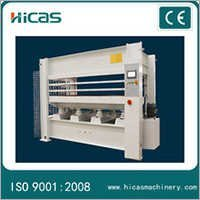120 Ton Multi Layer Plywood Hot Press Machine