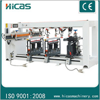 Multi Head Wood Drilling Machine