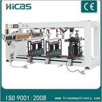 Multi Head Wood Drilling Machine