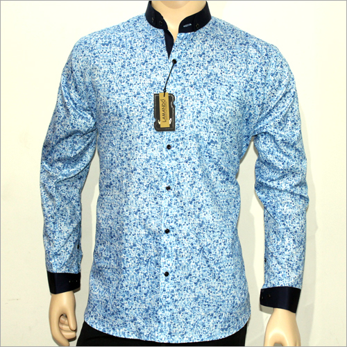 Printed Casual Shirt