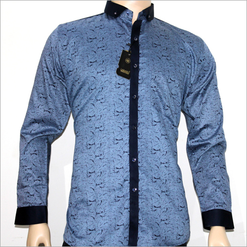 Regular Fit Casual Shirt