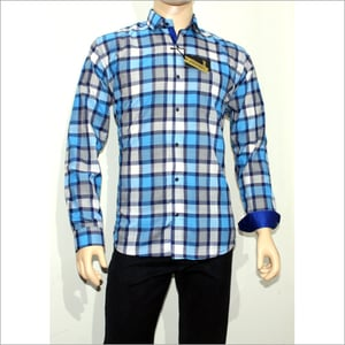 Full Sleeve Checked Shirt