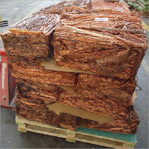 Copper Milberry Wire Scrap
