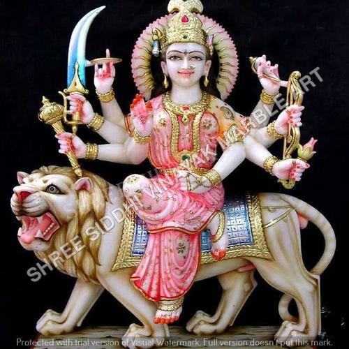 Durga Sculpture