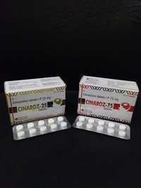 Cinnarizine 25 mg tab.
