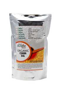 Organic Bengal Gram (Chana Dal)