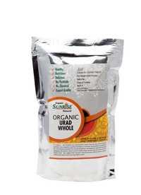 Organic Black gram (urad) whole