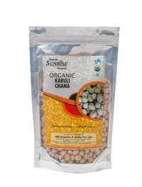 Organic Chana Kabuli