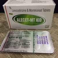 Levocetirizine 2.5 mg + Montelukast 4 mg Tablets