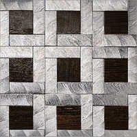 Aluminium Mosaics Tiles