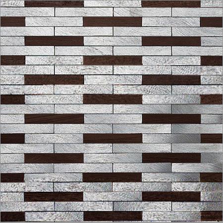 Aluminium Mosaics Wall Tiles