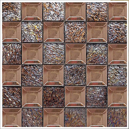 Crystal Glass Mosaics Tiles