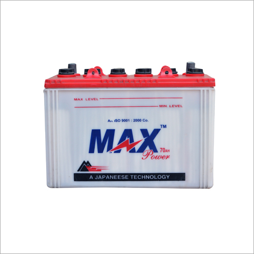 70 AH Car Battery