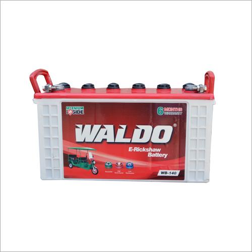 High Durable E-Rickshaw Battery