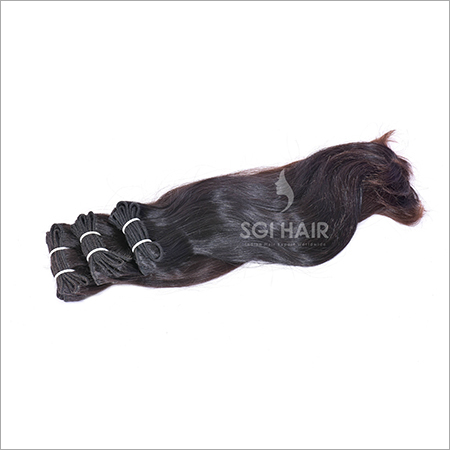 Straight Machine Weft