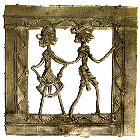 Bronze Dhokra Wall Art