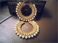Ladies Mughal Earrings